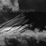 富士山をモノクロ写真にするとカッコイイ件
