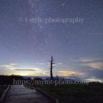 大台ヶ原でペルセウス座流星群を撮影してきた!!