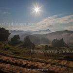 奈良の朝霧といえば安田の里がオススメ!