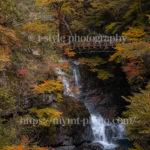 みたらい渓谷の紅葉撮影はナメゴ谷とセットがオススメ!