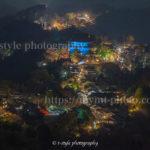 激レア!?吉野山の金峯山寺蔵王堂が世界糖尿病デーでブルーライトアップされた話