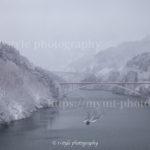 飛越峡合掌ラインの冬景色は絶景の連続でオススメ!