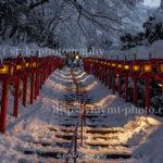 一生に一度は見ておきたい!?雪を纏った貴船神社が美し過ぎた!